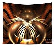 Bronze Spider Tapestry