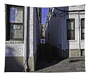 Brooklyn Alleyway Tapestry