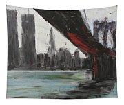 Brooklyn Bleeding Tapestry