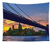 Brooklyn Bridge Collection - 2 Tapestry