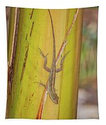 Brown Anole Tapestry