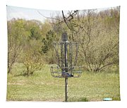 Brown Park Disc Golf Course Tapestry