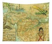 Brunswick To Rio Tapestry