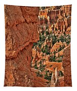 Bryce Canyon 21 - Sunrise Point Tapestry