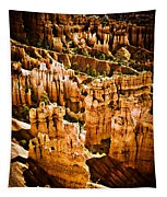 Bryce Canyon Vertical Image Tapestry