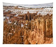 Bryce Canyon Winter Panorama - Bryce Canyon National Park - Utah Tapestry