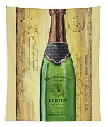 Bubbly Champagne 2 Tapestry