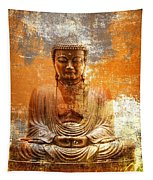 Budha Textures Tapestry