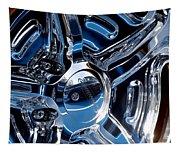 Budnik Wheel 01 Tapestry