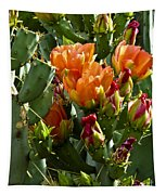 Buds N Blossoms Tapestry
