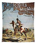 Buffalo Bills Show Poster Tapestry