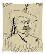 Buffalo Bill's Wild West - American History Tapestry