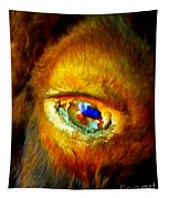 Buffalo Eye Tapestry
