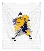 Buffalo Sabres Player Shirt Tapestry