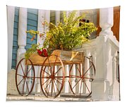 Buggy Planter Tapestry