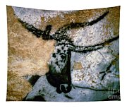 Bull: Lascaux, France Tapestry