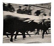Bull Run 3 Tapestry