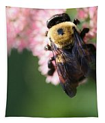 Bumble From Above Tapestry
