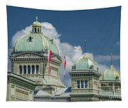 Bundeshaus The Federal Palace Tapestry