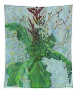 Burdock Leaves  Tapestry
