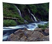 Burney Falls Creek Tapestry
