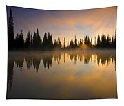 Burning Dawn Tapestry
