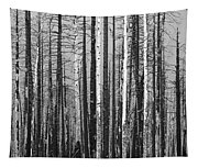 Burnt Forest Tapestry
