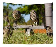 Burrow Family Tapestry