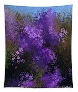 Bursting Blooms Tapestry