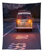 Buses Only Tapestry