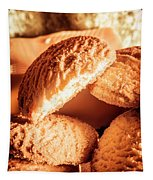 Butter Shortbread Biscuits Tapestry