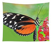 Butterfly  Golden Helicon Tapestry
