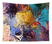 Butterfly Mind Tapestry