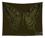 Butterfly Swallow Tail Tapestry