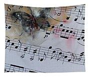 Butterfly Symphony Tapestry