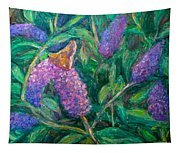 Butterfly View Tapestry
