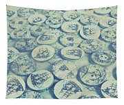 Button Seas Tapestry