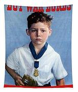 Buy War Bonds -- Third War Loan Tapestry