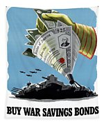 Buy War Savings Bonds Tapestry