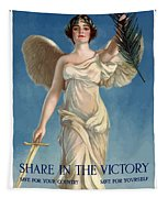 Buy War Savings Stamps Tapestry