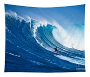 Buzzy Kerbox Surfing Big Tapestry