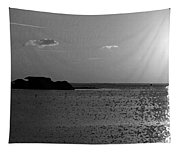 Bw Sunset House Tapestry