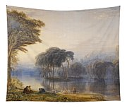 By The Waters Of Babylon Tapestry