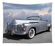 Bygone Era - 1941 Cadillac Convertible Tapestry
