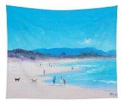 Byron Bay Beach Morning Tapestry