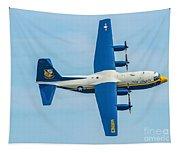 C-130 Fat Albert Tapestry
