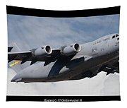 C-17 Globemaster IIi Poster Tapestry