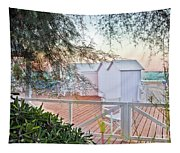 Cabana View Tapestry
