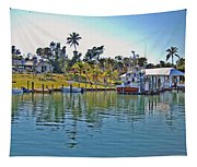 Cabbage Key Tapestry