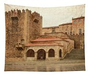 Caceres Spain Tapestry